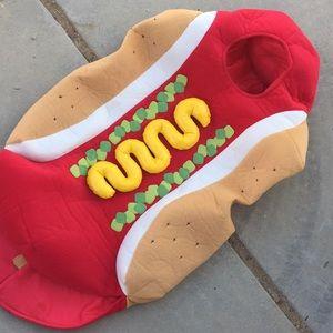 Hot dog costume Halloween 🎃